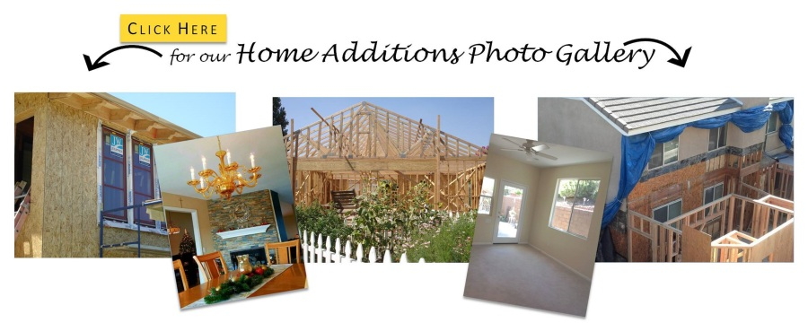 Home Additions Photo Gallery