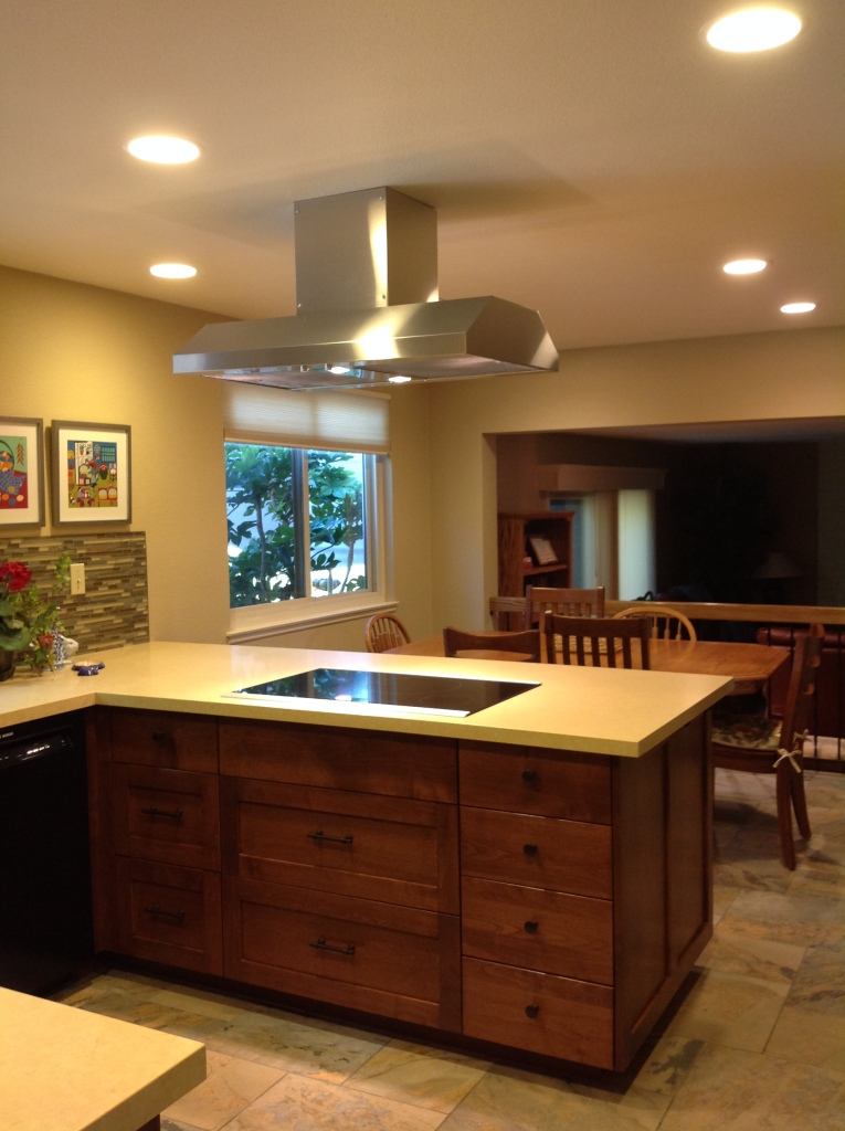 Custom Kitchen Remodel – Yucaipa Kitchen and Bathroom
