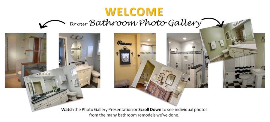 Bathroom Photo Gallery Welcome