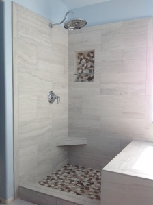 Highland Bathroom renovation