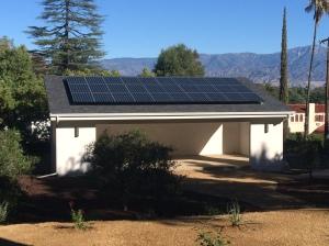Solar Panel Addition