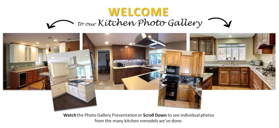 Kitchen Photo Gallery Welcome