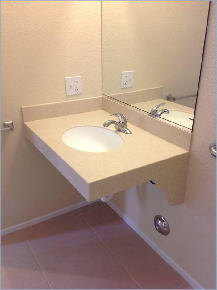 aging in place bathroom