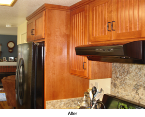 Remove and Replace Kitchen Remodel- after photo