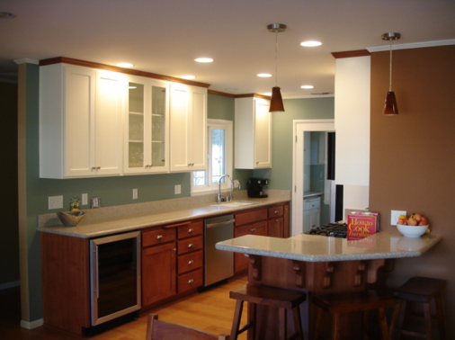 Custom Kitchen Remodel- after photo