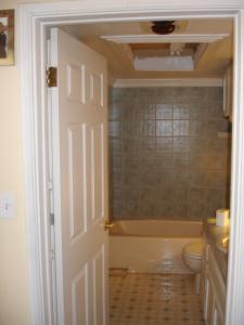 Custom Bathroom Remodel- before photo