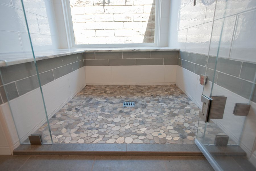 Redlands bathroom remodel