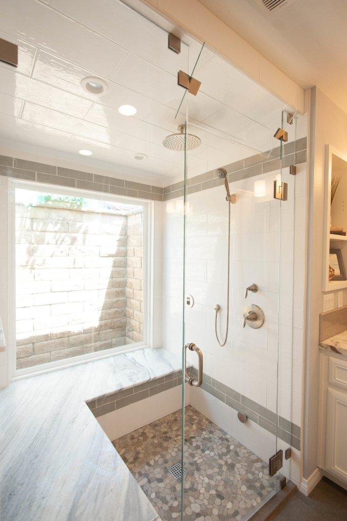 Redlands bathroom remodel