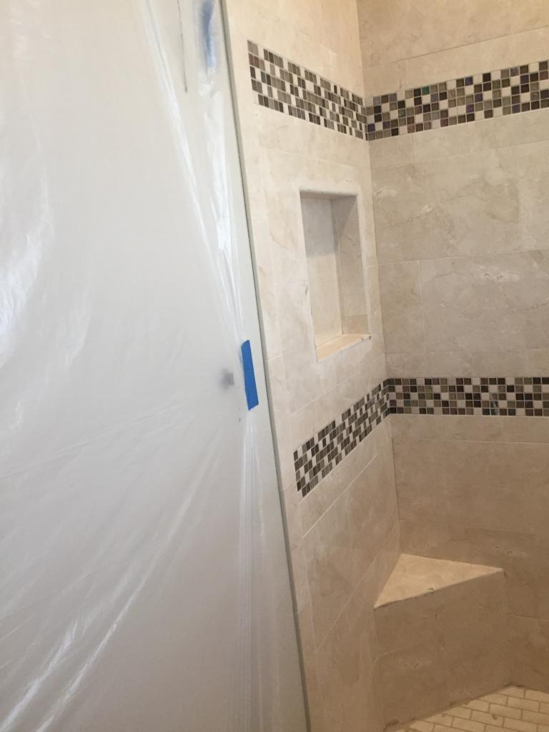 Beaumont bathroom remodel